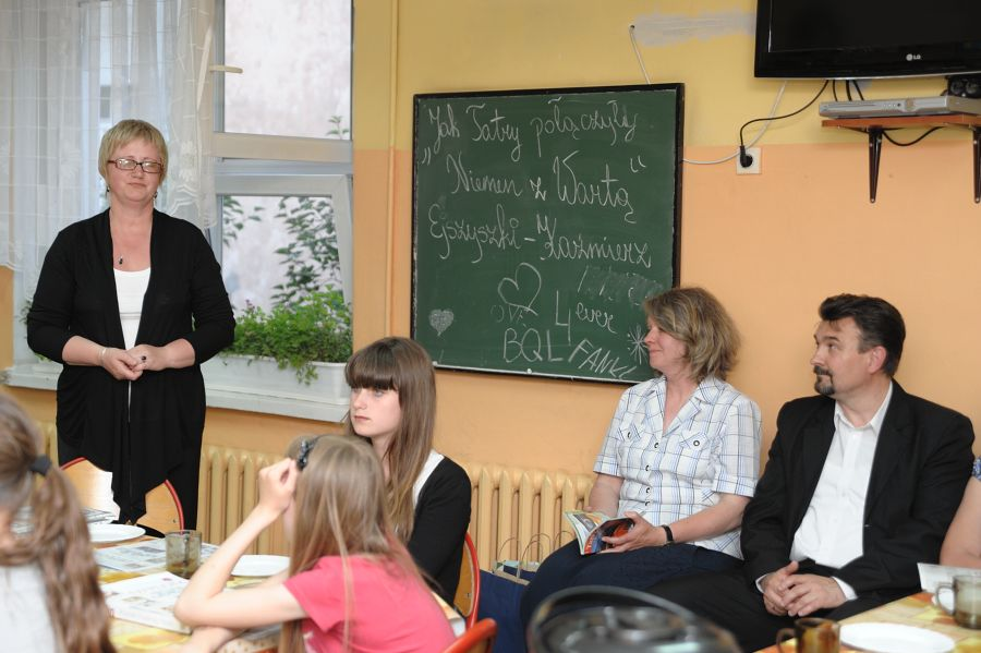 Jak Tatry Połączyły Niemen z Wartą - zakończenie projektu