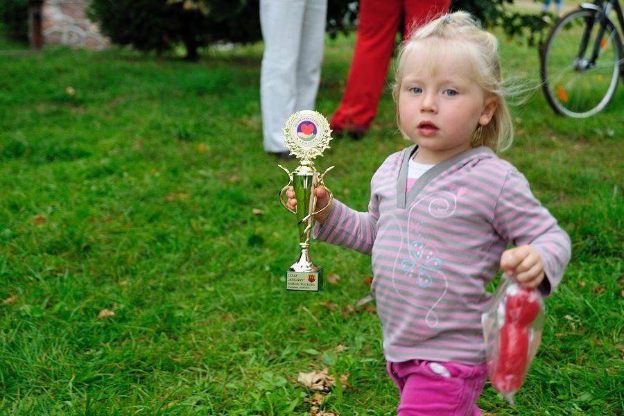 I Złaz kijkarzy - Nordic Walking - 18 września 2011 - zorganizowany przez Stowarzyszenie KAŹMIERZ