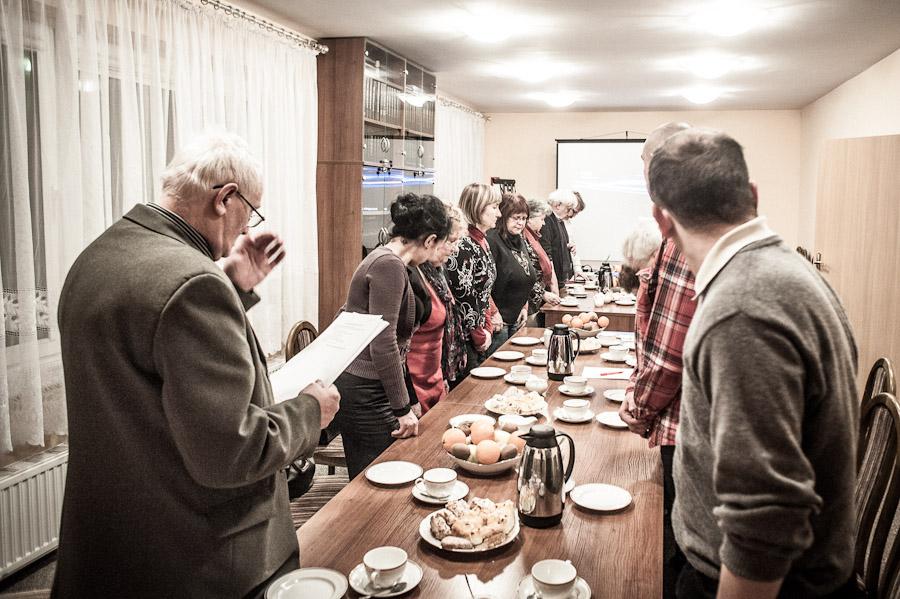 2013-01-31 - Spotkanie noworoczne Członków Stowarzyszenia fot. Tomasz Koryl