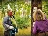 Szlaki aktywnosci - malowanie trasy - fot. Jonasz Koryl