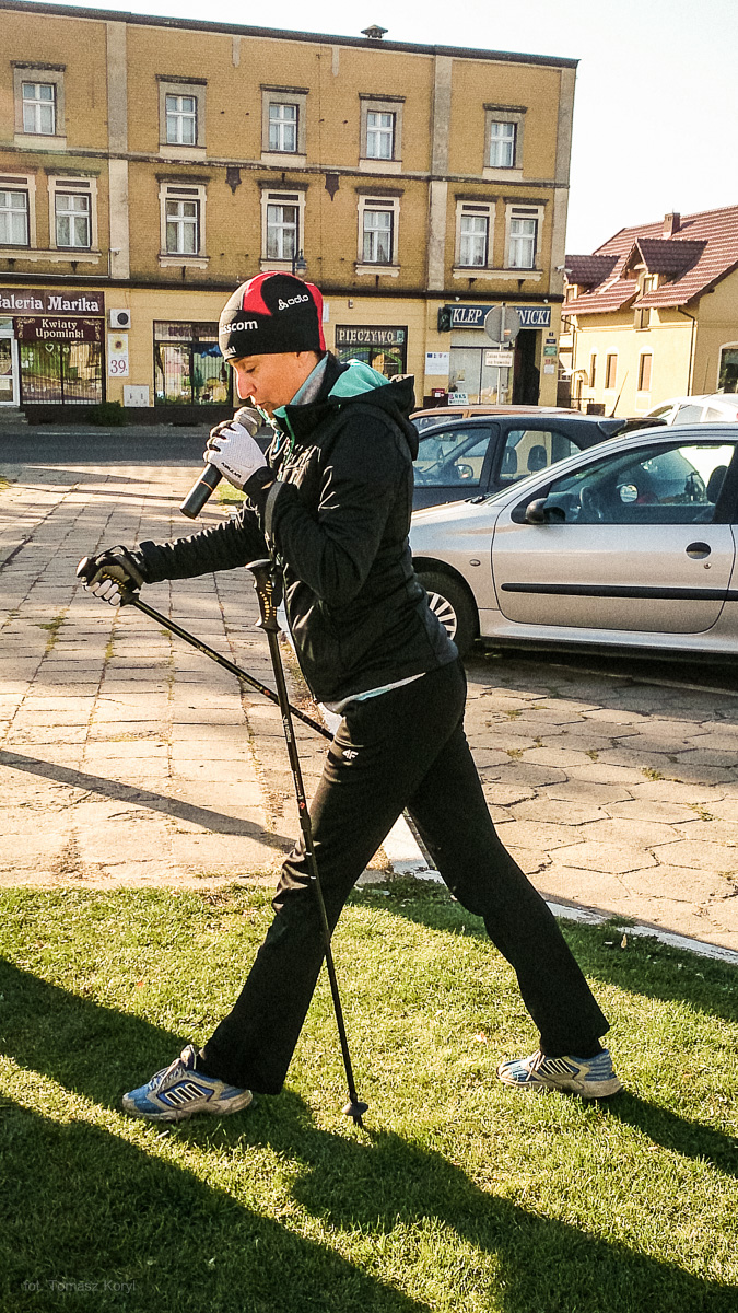 IX ZŁAZ KIJKARZY - Stowarzyszenie Kaźmierz - 2015-10-11 - fot. Tomasz Koryl