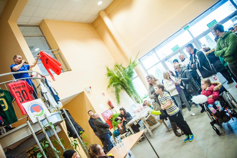 Akcja charytatywna Sportowe Serce 2018 fot. Tomasz Koryl TOK_4146