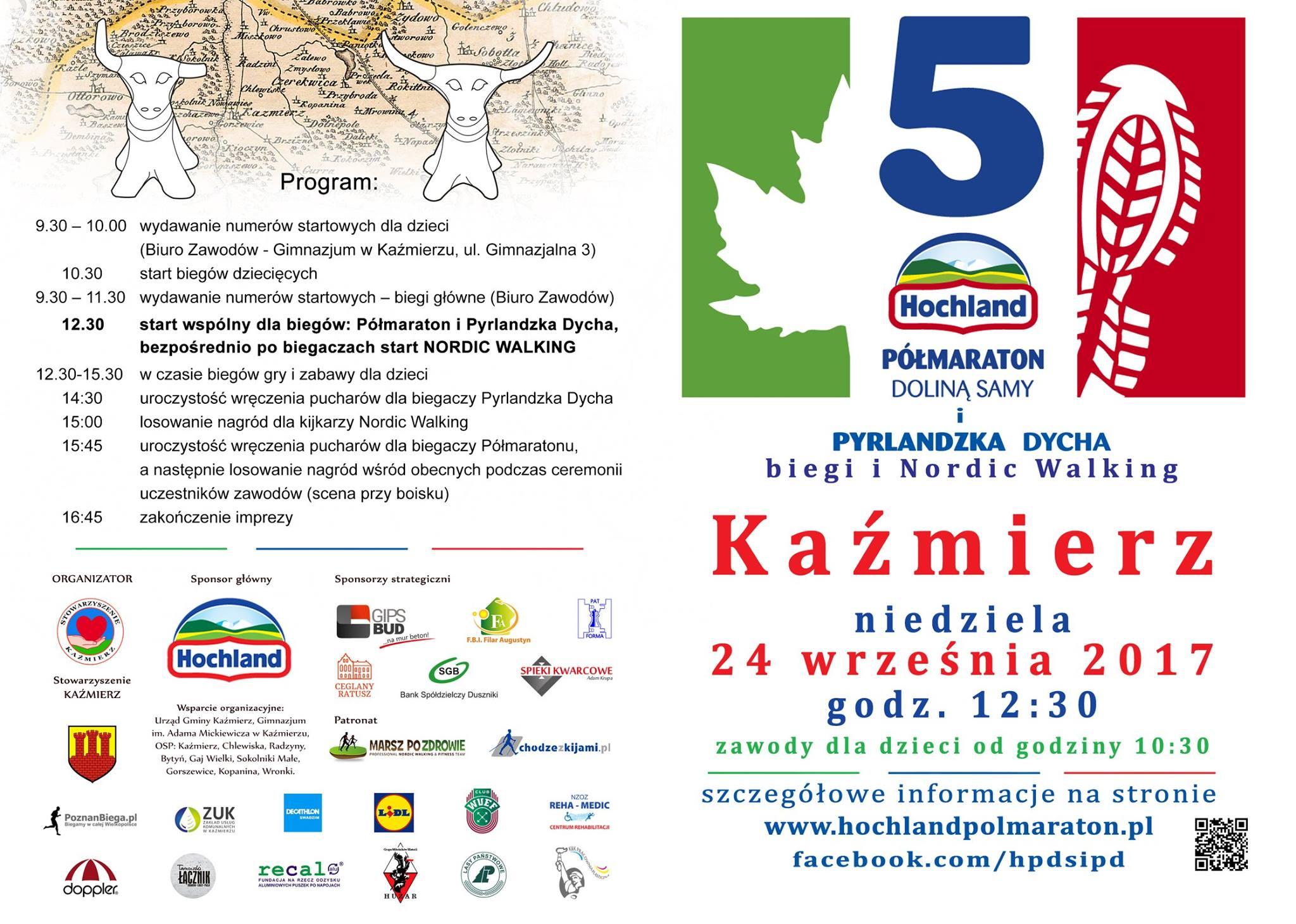 5 Hochland Półmaraton Doliną Samy I Pyrlandzka Dycha