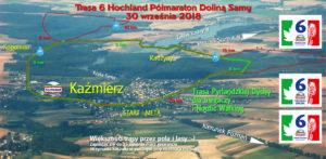 6 Hochland Połmaraton i Pyrlandzka Dycha