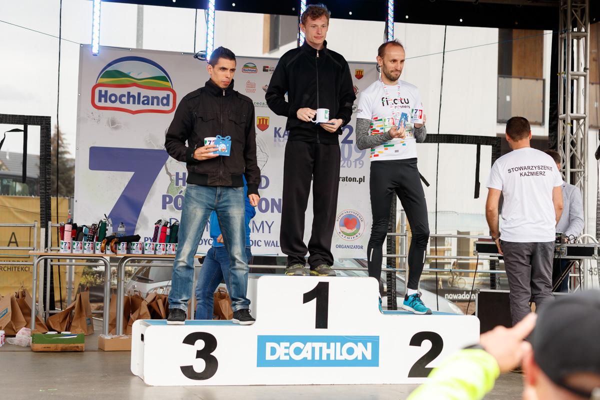 7 Hochland Półmaraton Doliną Samy I Pyrlandzka Dycha, Kaźmierz 2019-09-29. foto – www.provogue